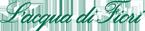Logo lacqua di fiori